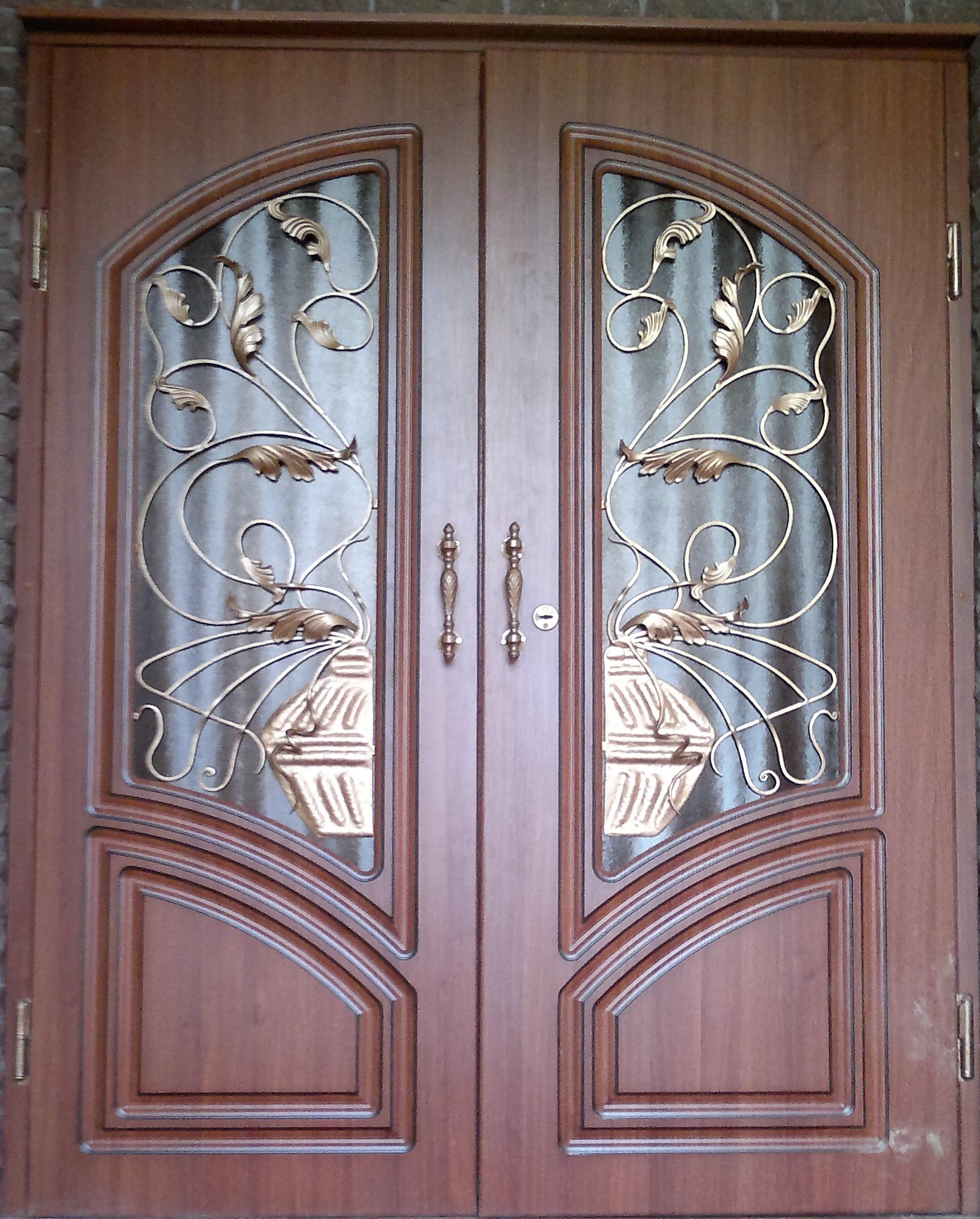 известные российские фирмы металлических дверей